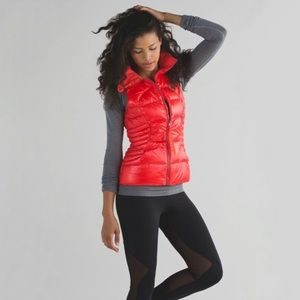Lululemon Fluffin' Awesome Vest Down Alarming 4